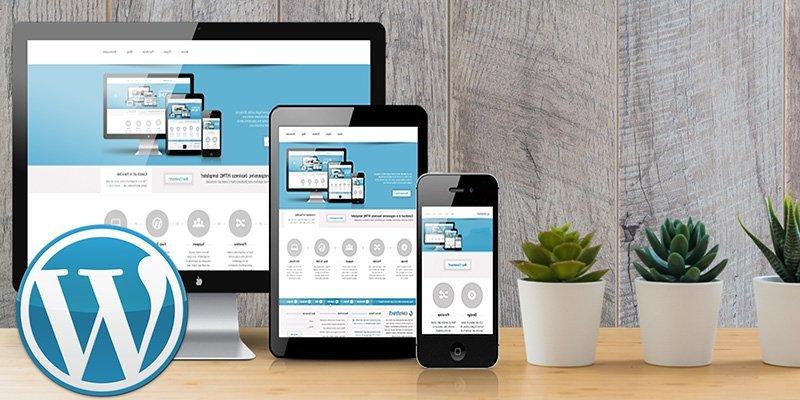 أهمية إنشاء وتصميم موقع بالووردبريس