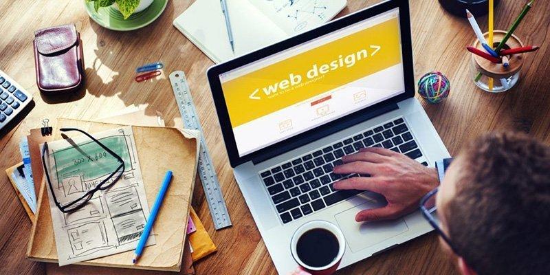 اهمية تصميم موقع الكتروني .. عرض المعلومات بطريقة شيقة
