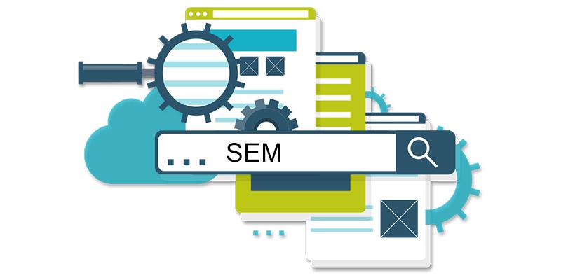 التسويق في محركات البحث (SEM)