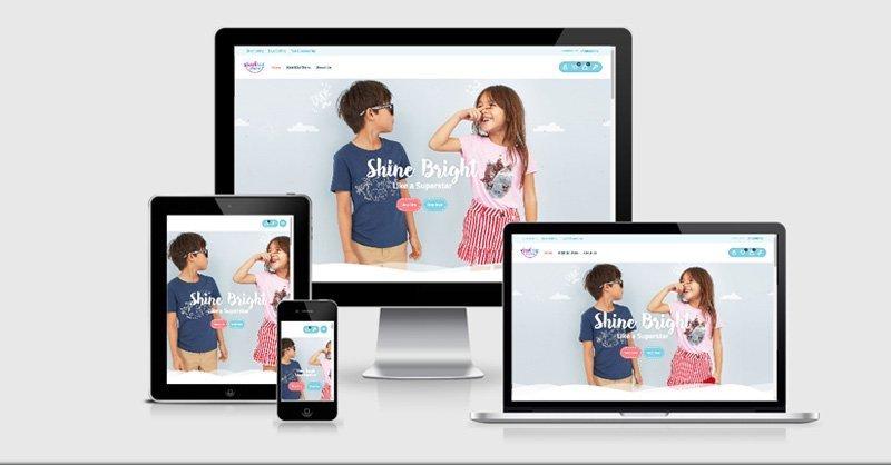 KiddiKidStore تصميم موقع