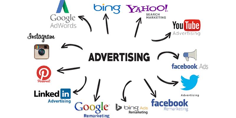 اعلانات الانترنت Online Advertising
