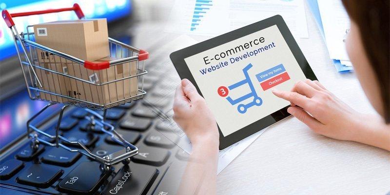 خدمات تصميم مواقع التجارة الإلكترونية