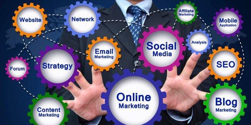 خدمات التسويق الإلكتروني لتنمية نشاطك اونلاين