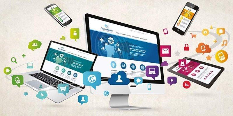 خدمات تصميم المواقع - تصميم مواقع ديناميك