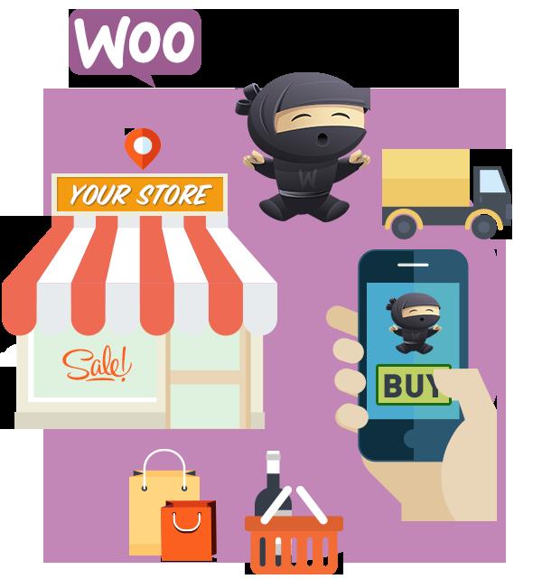 ما فائدة استخدام WooCommerce مع WordPress ؟