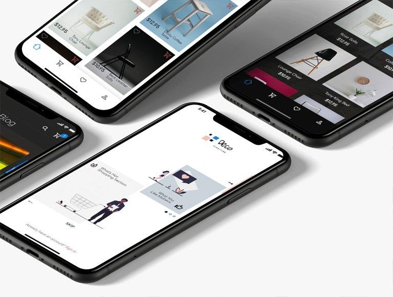 تصميم وبرمجة تطبيقات الجوال Android و IOS