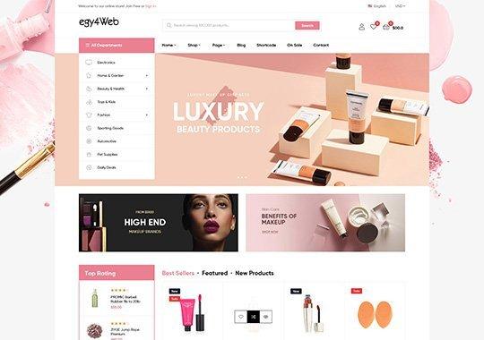 أفضل شركة تصميم متاجر في مصر