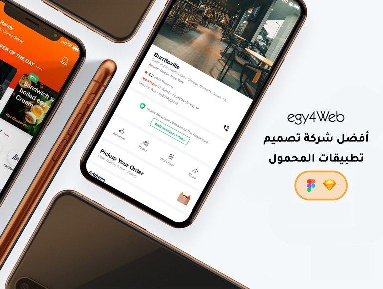 شركة برمجة تطبيقات في مصر