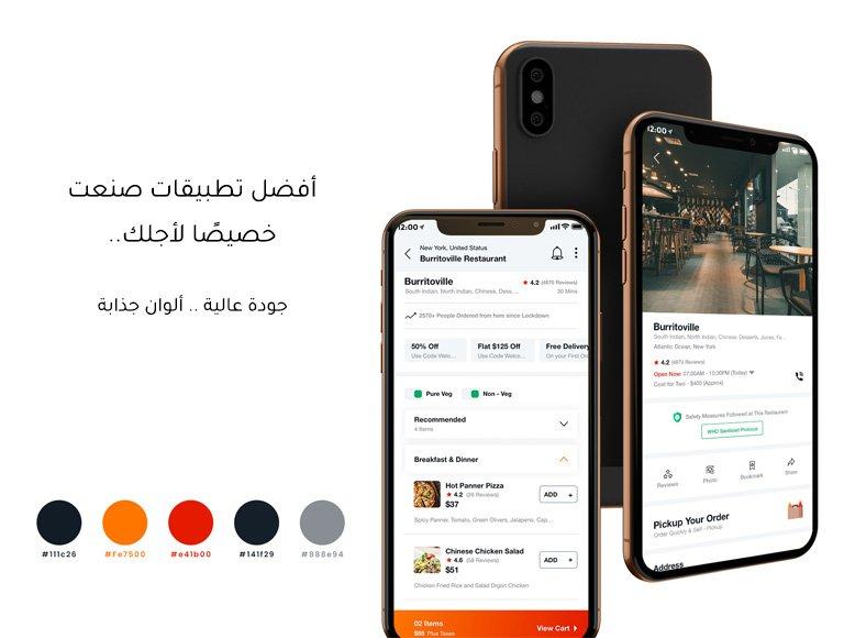 شركات تصميم تطبيقات في مصر
