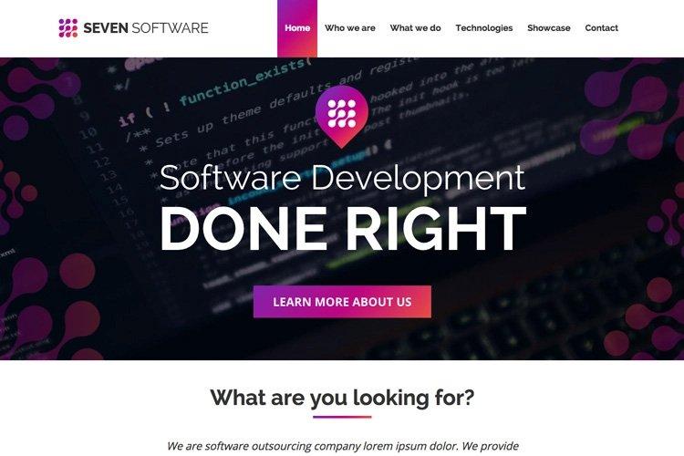 برمجة موقع بلغة PHP