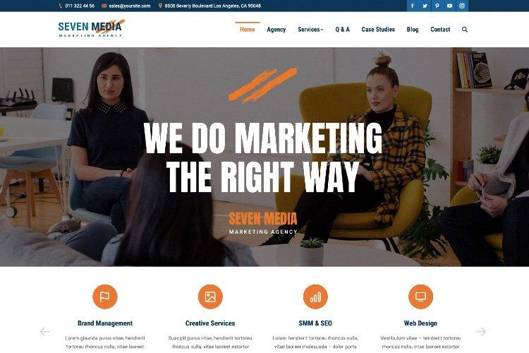 شركة تصميم مواقع ووردبريس